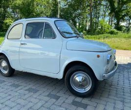 ② FIAT 500 IN GOEDE STAAT - OLDTIMERS & ANCÊTRES