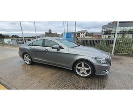 MERCEDES CLS 250 BLUEMOTION, AMG PACKAGE
