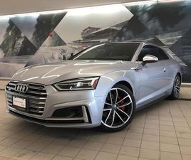 USED 2018 AUDI S5 COUPE 3.0T TECHNIK + SPORT DIFF | REAR CAM | PANO ROOF