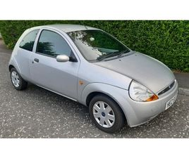 2006 FORD KA 1.3 STYLE ULTRA LOW MILES