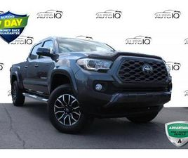 USED 2020 TOYOTA TACOMA TRD 4X4 CREW CAB CERTIFIED