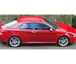 ALFA ROMEO GT CLOVERLEAF 1.8 TS CHEAPEST LOW MILEAGE IN UK