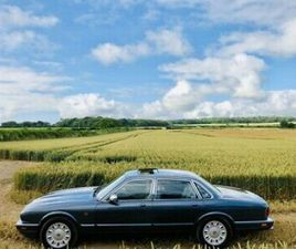 1996 DAIMLER DOUBLE SIX 6.0 V12 LOW MILES FULL SERVICE HISTORY LOW MILEAGE