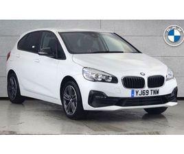 BMW 2 SERIES ACTIVE TOURER 220D XDRIVE SPORT ACTIVE TOURER 2.0 5DR