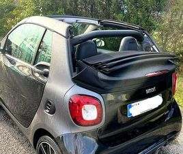 SMART FORTWO CABRIOLET 109CH BRABUS XCLUSIVE TWINAMIC FULL OPTIONS