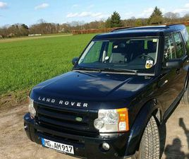 LANDROVER DISCOVERY TDV6 HSE