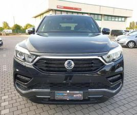 SSANGYONG - REXTON W - 2.2 DIESEL 4WD A/T TOP PELLE TABACCO