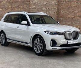 BMW X7 XDRIVE40I 3.0 5DR