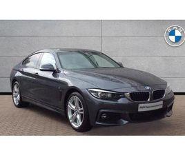 BMW 4 SERIES F36 420D XDRIVE M SPORT GRAN COUPE B47 2.0D LCI