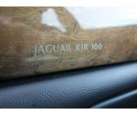 JAGUAR XJR K100 SONDERMODELL EINER VON 250 LINKSLENKERN