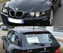 BMW Z3 COUPÉ 2.8 SUPER ÉTAT ÉCHANGE CONTRE HARLEY DAVIDSON