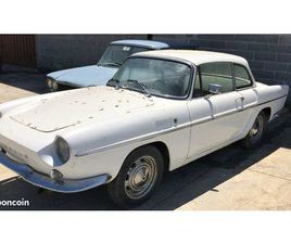 CARAVELLE RENAULT 1964