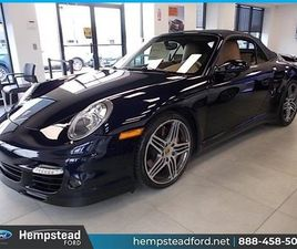 BLUE COLOR 2009 PORSCHE 911 TURBO FOR SALE IN HEMPSTEAD, NY 11550. VIN IS WP0CD29929S77310