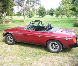 1977 MGB   CLASSIC CARS   BELLEVILLE   KIJIJI