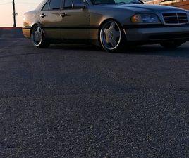 1994 MERCEDES C220 (73000 KM) | CLASSIC CARS | BARRIE | KIJIJI