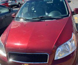 CHEVROLET AVEO 5 2011 , 1.6 ( PRICE REDUCED ) | CARS & TRUCKS | LAVAL / NORTH SHORE | KIJI