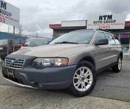 2004 VOLVO XC70 AWD SR 5DR WGN TURBO LOCAL NO ACCIDENT LEATHER SUNROOF