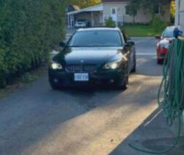 2005 BMW 545I.   CARS & TRUCKS   KINGSTON   KIJIJI