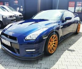 NISSAN GT-R BLACK EDITION|BOSE|912PS|2-HAND|