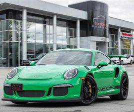 USED 2016 PORSCHE 911 GT3 RS FOR SALE IN MISSISSAUGA