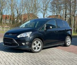 FORD C-MAX CHAMPIONS EDITION VOLL PANORAMA AUTOMATIK