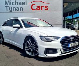 AUDI A6, 2019, 2.0 TDI 40 AVANT, S LINE S TRONIC FOR SALE IN DUBLIN FOR €48,444 ON DONEDEA
