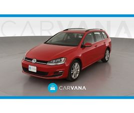 RED COLOR 2015 VOLKSWAGEN GOLF SPORTWAGEN S FOR SALE IN NEW YORK, NY 10013. VIN IS 3VWCA7A