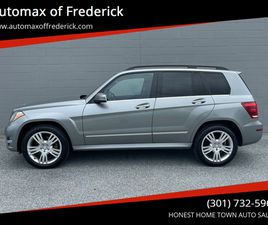 GRAY COLOR 2015 MERCEDES-BENZ GLK 350 4MATIC FOR SALE IN FREDERICK, MD 21701. VIN IS WDCGG