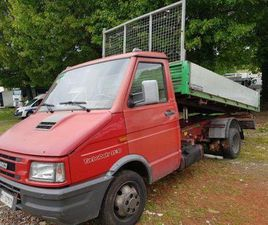 IVECO DAILY 35.10 2.5 TD RIBALTABILE