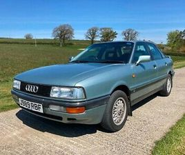 1991 AUDI 90 B3 2.3E MANUAL *** ONLY 48,000 MILES *** PROBABLY BEST IN UK