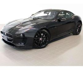 2019 JAGUAR F-TYPE P300 +BLACK PACK EDITION+20 INCH MAGS