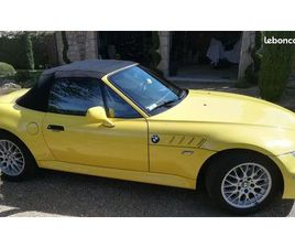 BMW Z3 (2 LITRES /6 CYLINDRES) 150 CV INDIVIDUAL