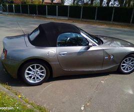 BMW Z4 2.5I E85