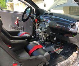 FIAT 500 ABARTH BIPOSTO