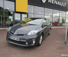 TOYOTA PRIUS RECHARGEABLE 136H DYNAMIC HYBRIDE