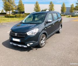 DACIA LODGY STEPWAY 1.2 TCE (115CH) 7 PLACES