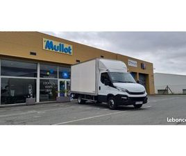 IVECO DAILY 35C16 CAISSE HAYON 20M3