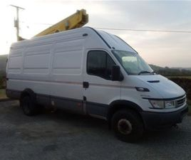 IVECO DAILY CHERRY PICKER FOR SALE IN CORK FOR €7,750 ON DONEDEAL