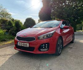 171 KIA PRO-CEED GT LINE 1.6 CRDI (136BHP) FOR SALE IN KERRY FOR €14,950 ON DONEDEAL