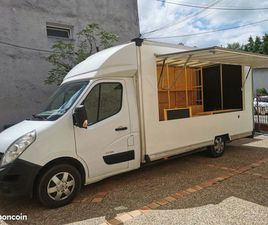 RENAULT MASTER MAGASIN DCI 125