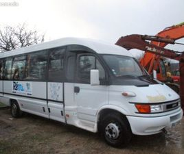 IVECO DAILLY 28 PLACES MINI BUS
