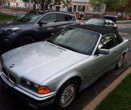 1995 BMW 318I CONVERTIBLE   CLASSIC CARS   WEST ISLAND   KIJIJI