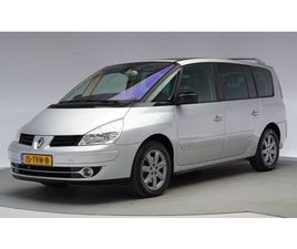 RENAULT GRAND ESPACE 2.0T CELSIUM 7 PERSOONS