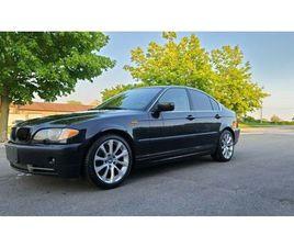 2003 BMW 330XI 6 SPEED E46 SEDAN! AC WORKS! | CARS & TRUCKS | OSHAWA / DURHAM REGION | KIJ