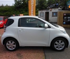 USED 2010 TOYOTA IQ VVT-I IQ * ONLY 58107 MILES * MOT MAY 2022 * SCARCE AUTO *FREE 6 MONTH
