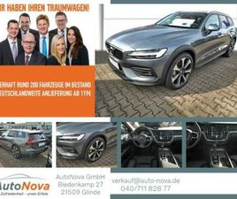 VOLVO V60 CROSS COUNTRY D4 AWD PRO 360°CAM B&W