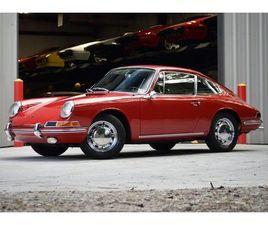 1966 PORSCHE 911 2DR