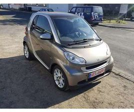 SMART FORTWO COUPE SOFTOUCH PASSION MICRO HYBRID DRIVE