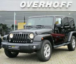 JEEP WRANGLER UNLIMITED 2.8 CRD *DUAL-TOP* °|||||||°