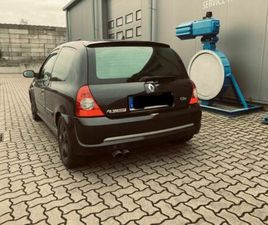 RENAULT CLIO RS TRACKREADY